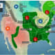 Strong Storms With Downpours, Damaging Winds Possible In Region