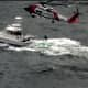 US Coast Guard Rescues 7 Fisherman From Boat Off Jersey Shore (VIDEO)