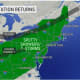 A stretch of dry days after Ida wreaked havoc on the region is expected to end Sunday, Sept. 5 with spotty showers and thunderstorms.