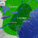 Thunderstorms, Flooding Possible In NJ, PA Towns Still Recovering From Ida