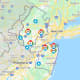 8,100 Without Power In Central Jersey
