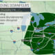Round Of Potentially Severe Thunderstorms Could Have Damaging Wind Gusts, Isolated Tornadoes