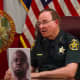 Florida Sheriff Has Blunt Question For NJ Officials Who Released 2X Accused Murderer Early