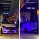 Mercedes-Benz Crashes Through Hoboken Storefront