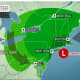 Nor'easter Will Bring Downpours, Damaging Wind Gusts, Possible Power Outages, Flash Flood Risk