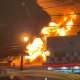 Massive Pennsauken Fire Tears Through US Auto Auction Building