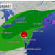 New Storm System Will Bring More Soaking Rain, Strong Wind Gusts To Region