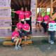 TD Bank employees contributed to Habitat Bergen's Bergenfield project last week.