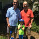 Glen Rock dads Matt Boyle and Dan Kehm got Finn a new bicycle after his was stolen