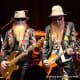 ZZ Top at Alamodome in San Antonio, Texas 12/7/13 at a private function not open to public.