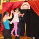 The Pocantico Hills PTA turned the school gym into a circus tent for the annual event.