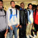 These students participated in a Black History Month event Feb. 8 in New Rochelle.
