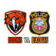 "Hasbrouck Heights organizes 2nd annual ""Books v. Badges"" charity volleyball game."