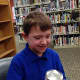 Kids recently experienced butter-making at the Bogota Public Library.