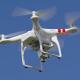 A DJI Phantom 2 Vision drone like the one Bedford's Martha Stewart uses to survey her properties.
