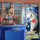 The dunk tank is always a popular attraction at the Hovnanian Armenian School Annual Picnic.