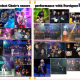 Images from past performances with Foreigner. Members of PCHS's Select Choir will sing with Foreigner on Feb. 13. It's the third straight year that Linda Penney Ventura's high school students were invited to the Capitol Theatre show.