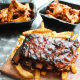 Wings Over Fairfield offers ribs, wings, sandwiches and wraps.