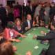 Guests enjoyed gambling at the gala.