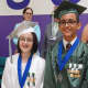 The 8th grade class at Isaac E. Young recently held their graduation.