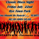 Classic Disco Night at Rye Town Park is scheduled for Friday, July 22.