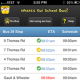 """Using real-time information provided by other app users, the """"Where's Our School Bus?"""" app helps parents track the arrival of their child's school bus."""