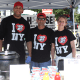 Dobb's Dawg House of Dobbs Ferry sold their locally famous hotdogs to hungry fairgoers.