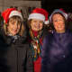 Pleasantville residents and Pace University staffers got into the holiday spirit Wednesday night.