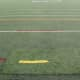 The synthetic field at the Eastchester High School will be replaced in the coming year.