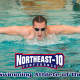 NE-10 honored Derek Slayton as men's swimming athlete of the week.