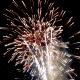 Fireworks at Cross County Shopping Center's Summer Fest 2014.