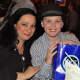 Alex with Caroline Corley in 2011