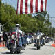 Redding Police are advising motorists of heavy delays due to the annual Connecticut United Ride, which pays tribute to Sept. 11 victims.