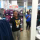 Teens from the Boys & Girls Club of Mount Vernon worked and learned on the Old Navy sales floor.