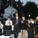 Entertainment at the event was provided by the Eastchester Middle and High School bands.