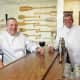 Dave Tuttle and Ralph Croteau of Verplanck's Ralph & Dave's are participating for the first time in HVRW.