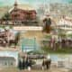 Eastchester history is well served in this mural that now hangs on the walls of Wells Fargo.