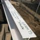 """Signatures on the ceremonial last beam at the """"topping off"""" ceremony at Convent of the Sacred Heart on Thursday."""