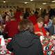 Eastchester seniors enjoyed their breakfast and concert on Dec. 5.