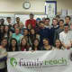 Students from Fox Lane High School raised $75,000 for Family Reach Foundation, which helps families cope with the staggering costs of cancer care.