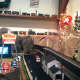 One of the train sets at the Wilton Historical Society's Great Trains Exhibit.