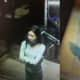 Christine (Ji Woo) Kang, 16, is shown in these still images from a surveillance video about to enter a southbound Scarsdale Metro-North train at approximately 10:18 p.m. Friday,