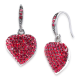 CAROLEE's Red Hearts collection.