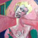 """""""Pink Lady,"""" one of Conrad's pieces."""