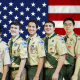 The new Eastchester Eagle Scouts.