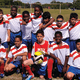 Sixty players –– mainly boys with a couple of girls scattered on the three boys teams –– currently wear the red, white and blue of the Spirit of Mount Vernon.