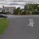 Eastchester police blocked off Joyce Road on Saturday as they investigated a hostage situation.