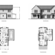 A screen shot shows sketches of proposed housing units for Ridge 29.
