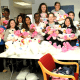 In New Rochelle, students hand stuffed 110 teddy bears to send to Ghana.