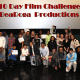 Ossining High School students won awards at the 10-Day Film Challenge Festival.
